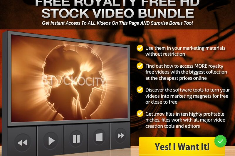 Free Videos – My Giveaway of the Day